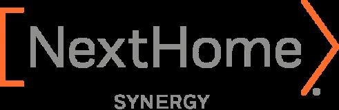NextHome Synergy horizontal logo