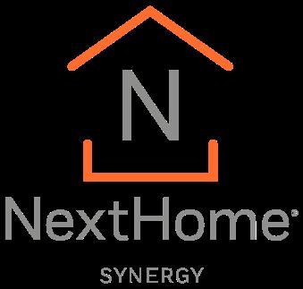 NextHome Synergy - Vertical Logo